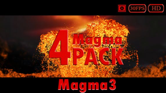 Thumbnail for Magma/Lava v3 Splash