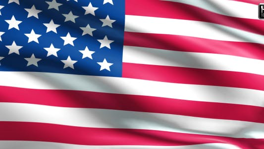 Cover Image for USA Flag