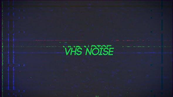 Thumbnail for VHS Noise 1