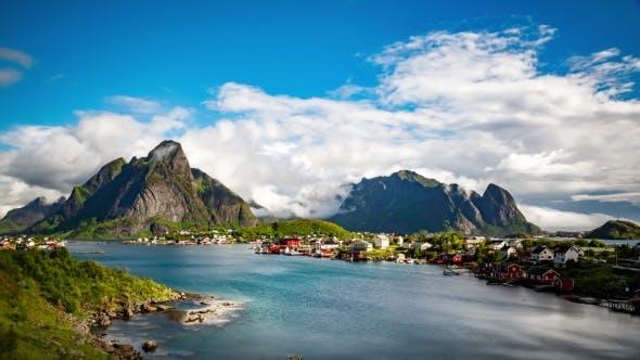 Cover Image for Lofoten Archipelago Islands