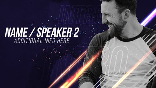 Thumbnail for Speakers' Intro