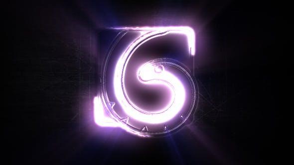 Thumbnail for Logo Foncé Light Reveal