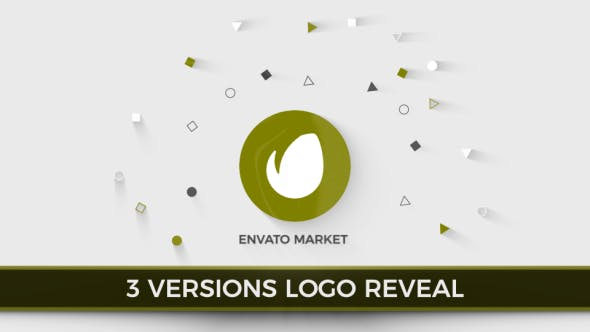 Thumbnail for Minimal Logo Reveal