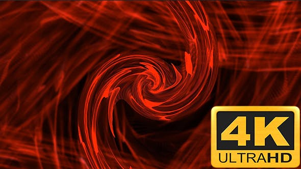 Thumbnail for Red Spiral Background