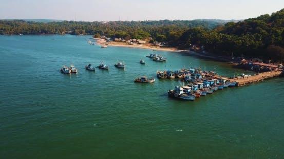 Thumbnail for Indian Fishing Boats