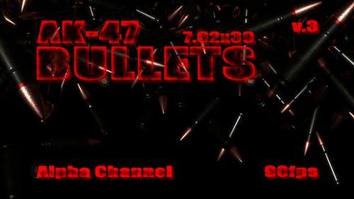 AK- 47 Kugeln 3