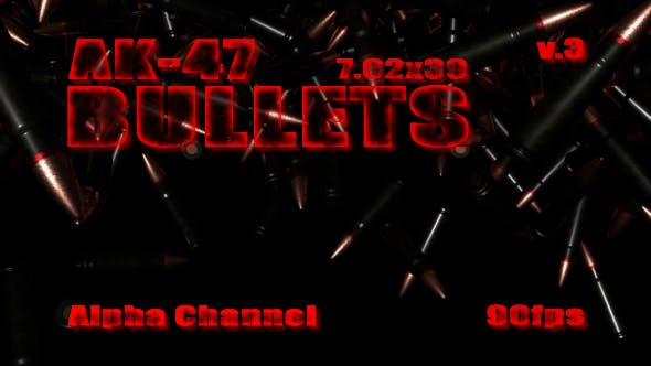 Thumbnail for AK- 47 Bullets 3