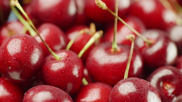Thumbnail for Appetizing Red Cherries