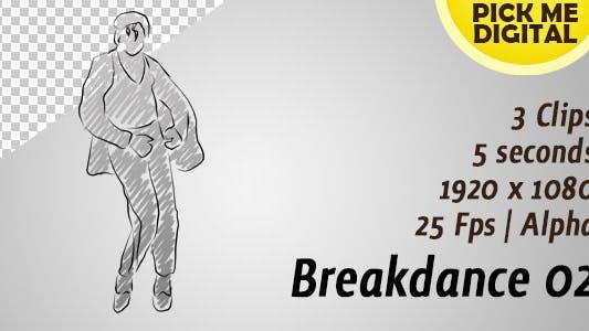 Breakdance 02