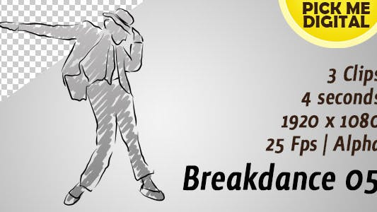 Cover Image for Breakdance 05