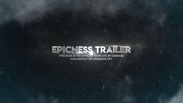 Thumbnail for Epicness Trailer
