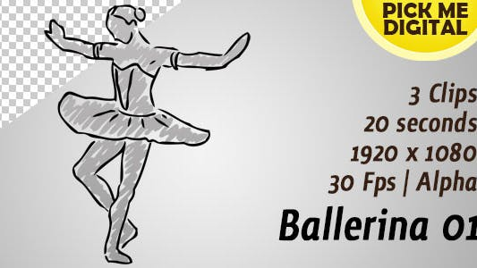 Thumbnail for Ballerina 01