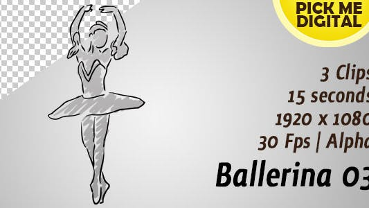 Thumbnail for Ballerina 03