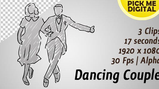 Cover Image for Dancing Couple