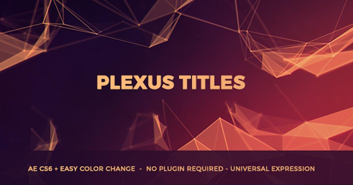 Download Plexus Titles by santoshw7885