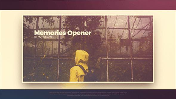 Thumbnail for Memories Opener
