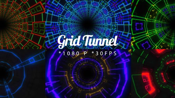 Thumbnail for Grid Tunnel