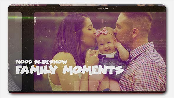 Thumbnail for Happy Family Moments Slideshow