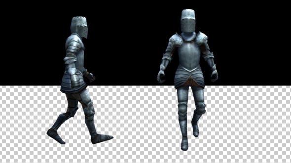 Thumbnail for 3D Knight - 2 Scene