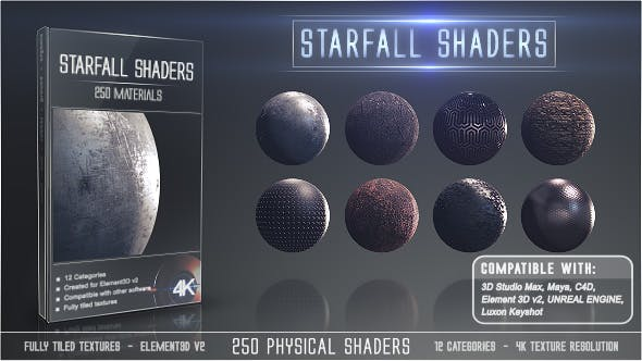 Thumbnail for Starfall Shaders