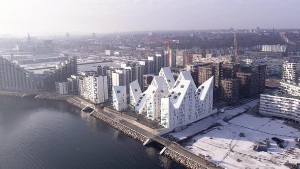 The Docklands in Aarhus