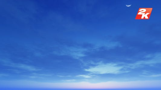 Time-lapse Blue Sky