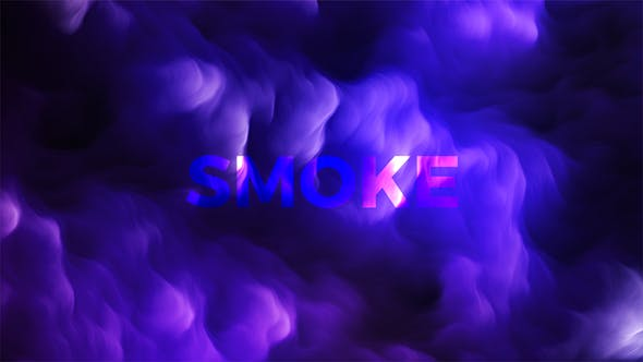 Thumbnail for Purple Smoke Background