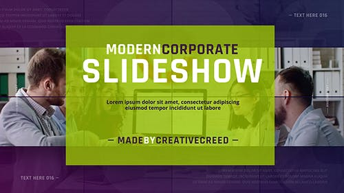 Corporate Slideshow / Conference Event Promo / Meetup Opener / Business Coaching