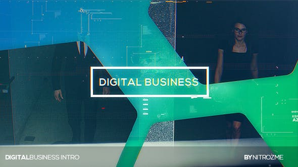 Cover Image for Digital Business Intro