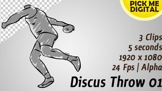 Thumbnail for Discus Throw 01