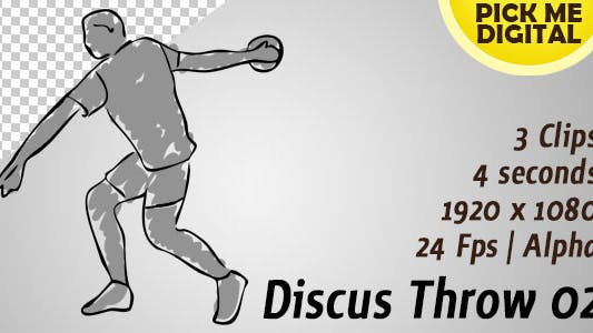 Cover Image for Discus Throw 02