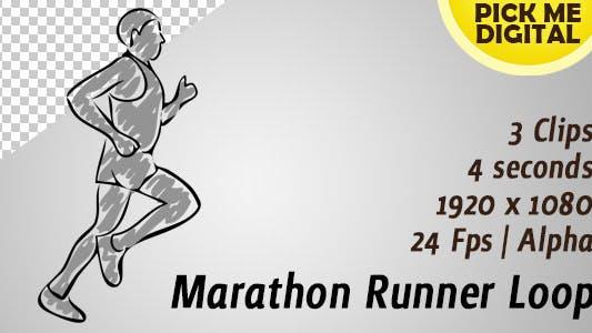 Cover Image for Marathon Runner Loop