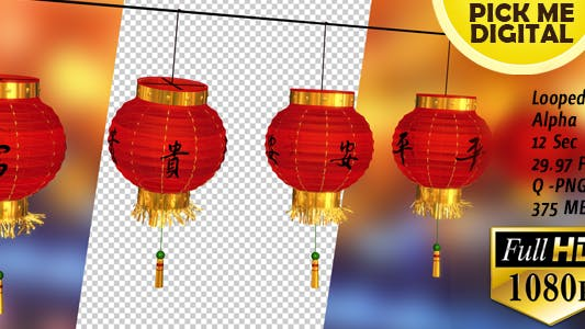 Cover Image for Chinese Lantern Left Panning