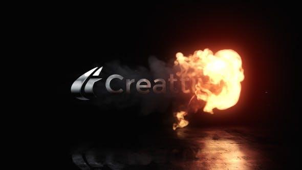 Fire Reveal Logo