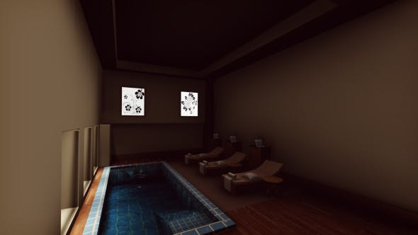 Thumbnail for Spa Interior - Relaxing Room