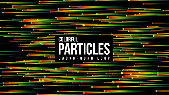 Thumbnail for Colorful Flow String Particles