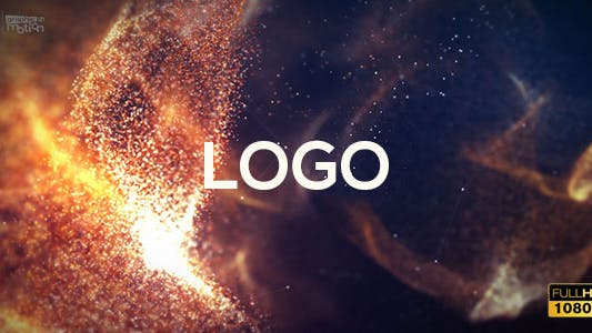Thumbnail for Macro Particles Logo Intro