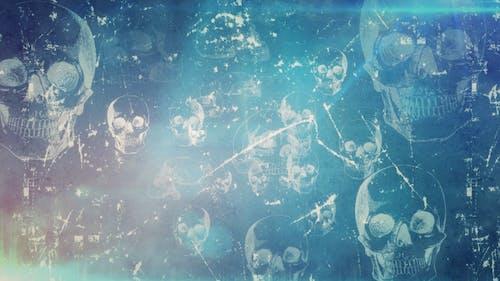 Skull Background 3 in 1