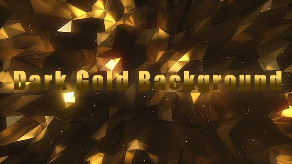 Thumbnail for Dark Gold Background