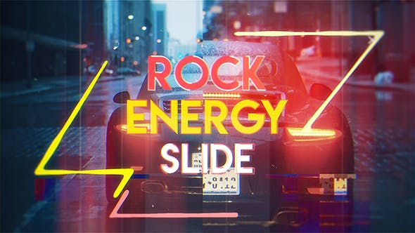 Thumbnail for Rock Energy Promo