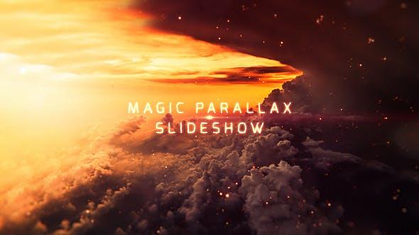 Magic Parallax Slideshow