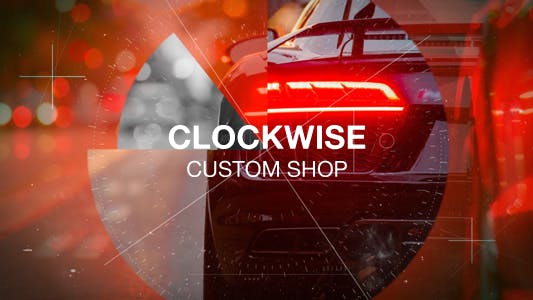 Cover Image for Clockwise Custom Shop