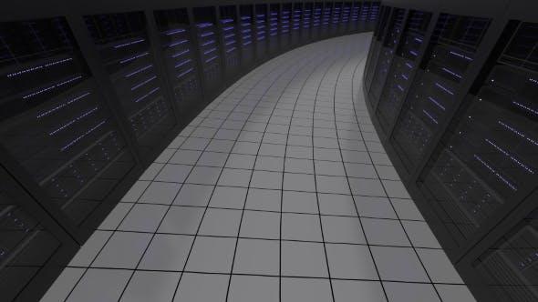 Thumbnail for Moderner Serverraum