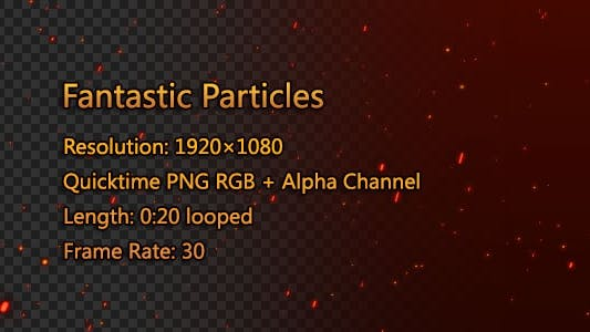 Thumbnail for Fantastic Particles