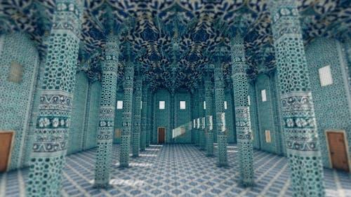 Islamic palace Architecture