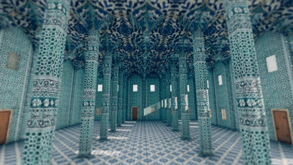 Thumbnail for Islamic palace Architecture