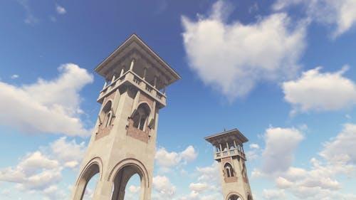 Moderne islamische Architektur