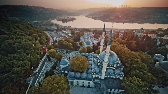 Traveling and Vacation in Istanbul