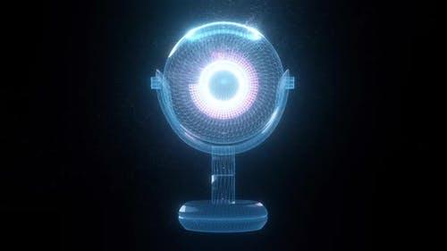 Webcam Hud Hologramm Hd