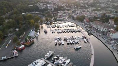 Yacht of Marina Sea